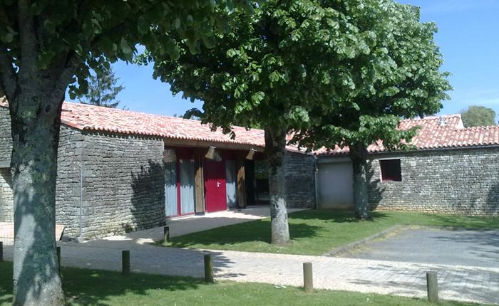 Salle du Prieuré Foussais Payré
